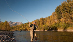 Fly Fishing in Fernie