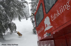 Snowcat Skiing in Fernie